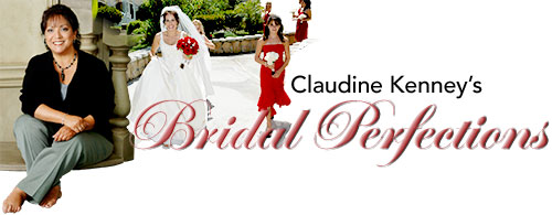 photo: bridal designer Claudine