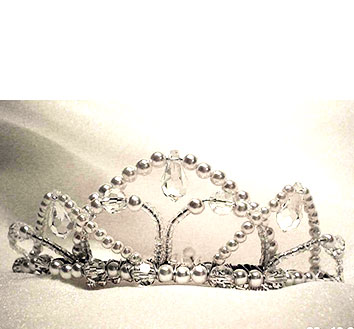 royal tiara - weddings