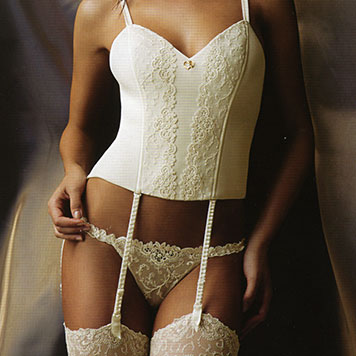Wedding Lingerie For Under Dress